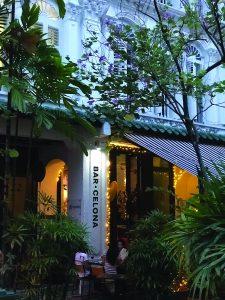 ANZA Singapore hotspot restaurant, Bar.Celona on Duxton Hill