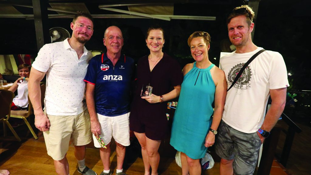ANZA Cycling Awards 2017