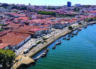 The travel hotspot of Lisbon, Portugal appears in the ANZA Singapore magazine