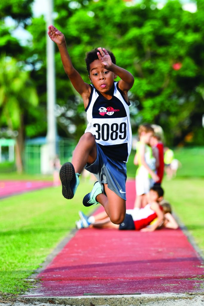 ANZA Athletics promotes sportsmanship and fun