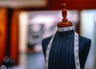 Discover great tailors in Singapore to update your wardobe says fashion stylist Beck Dahl