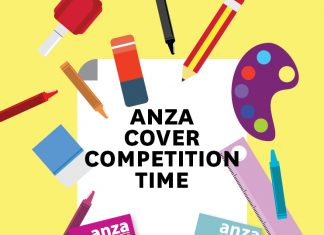 ANZA Magazine Cover Competition June