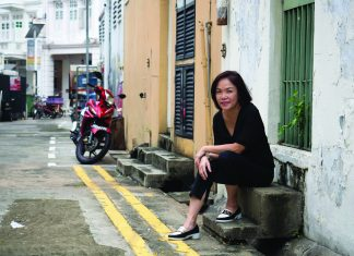 ANZA interview with Singapore novelist Charmaine Leung
