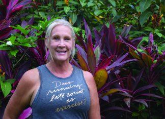Lee Carsely ANZA's Wandering Yogi, yogae teacher and meditator