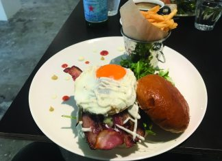 ANZA restaurant recommend Twenty Eight Cafe