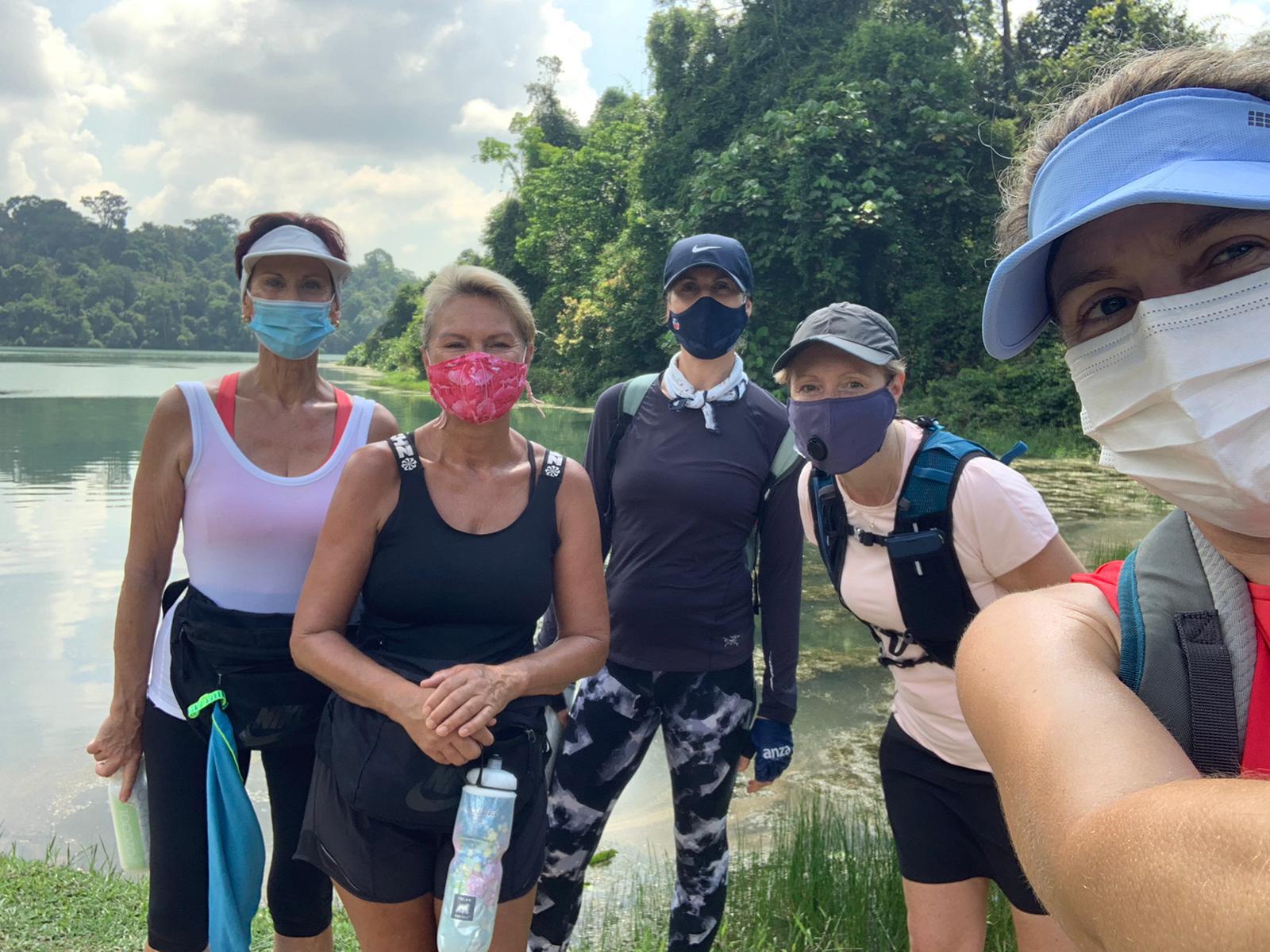 ANZA Walking group 2021