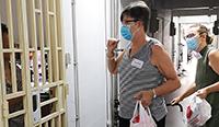 ANZA Action, Singapore Volunteer, Food Delivery