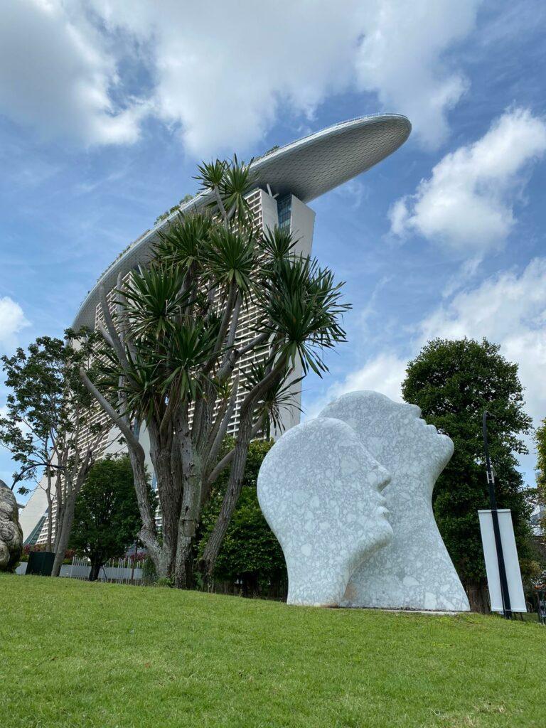 Marina Bay Sands architecture