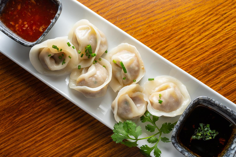 dumplings in Keong Saik