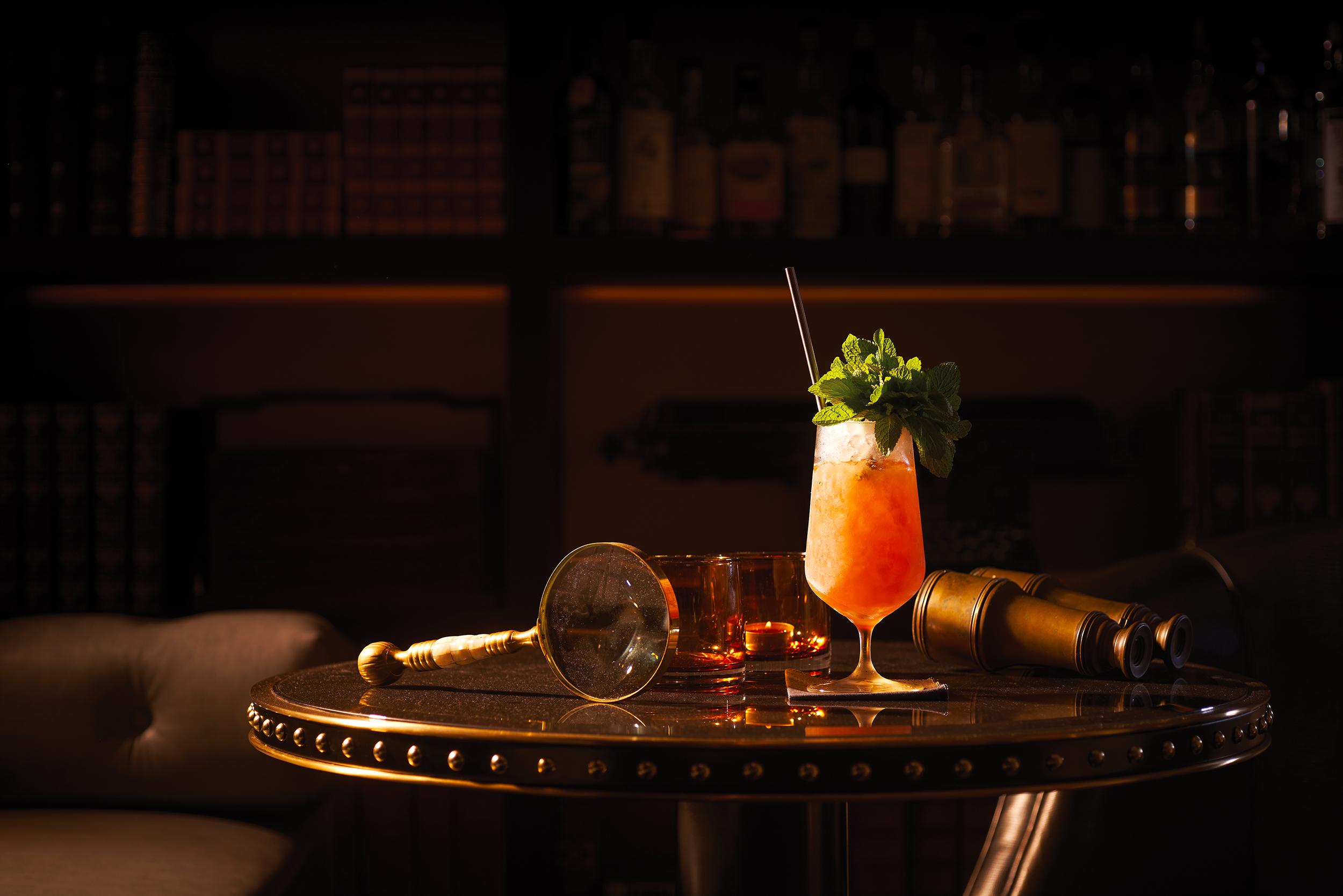 Cocktail Agent Provocateur
