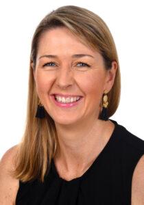 Bernadette Ward, AIS Wellbeing Coordinator