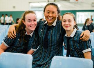 AIS Happy Students
