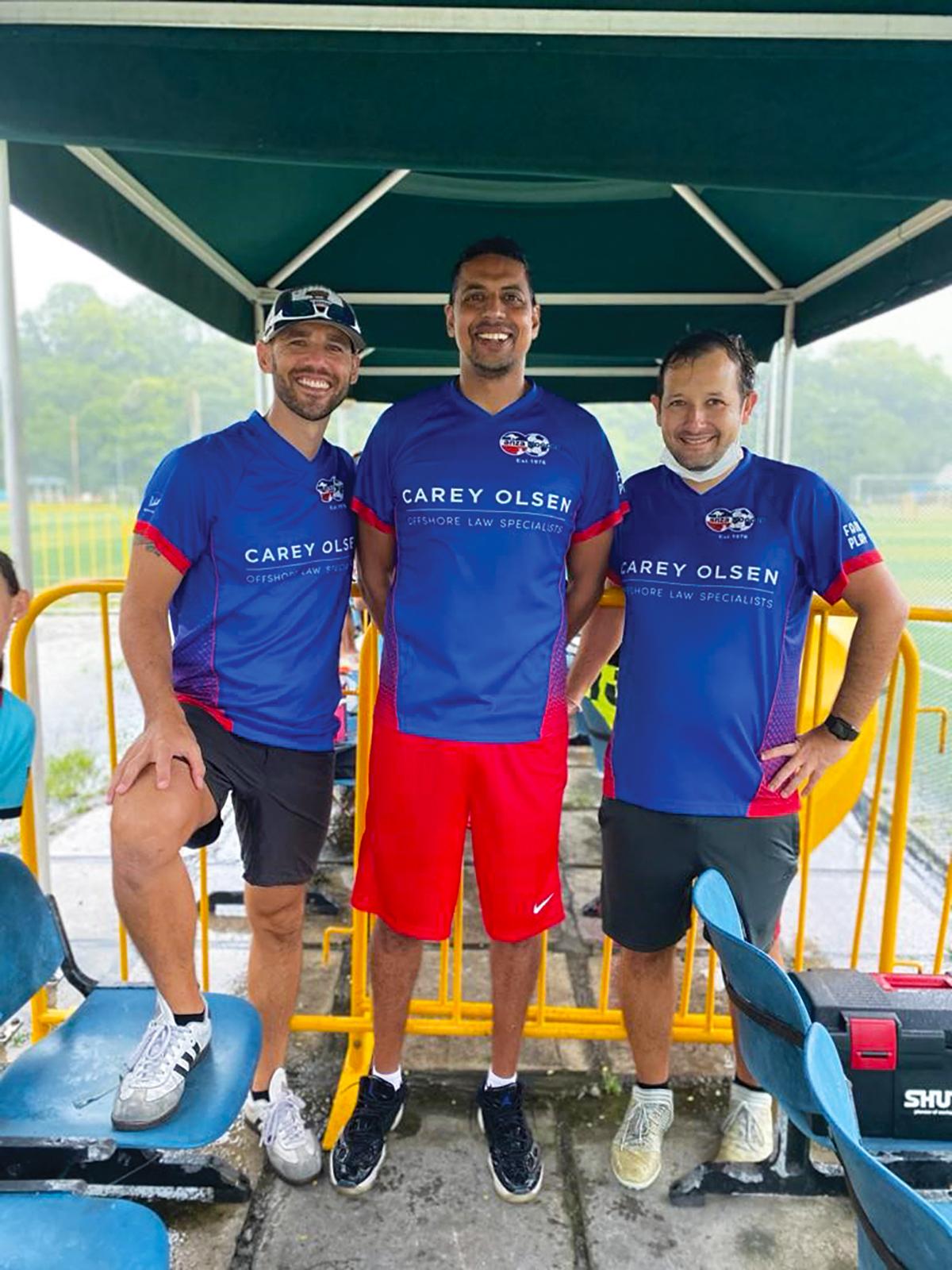 ANZA Soccer Volunteers