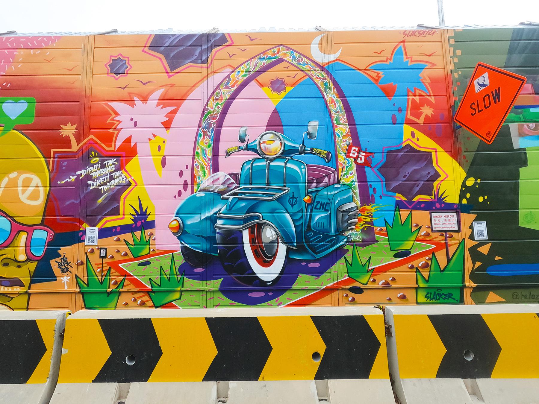 Ophir Road Slacsatu Sidecar Highlights