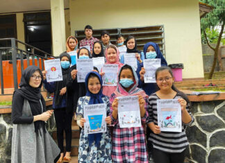 Refugee Learning Centre using ArtSEA activities