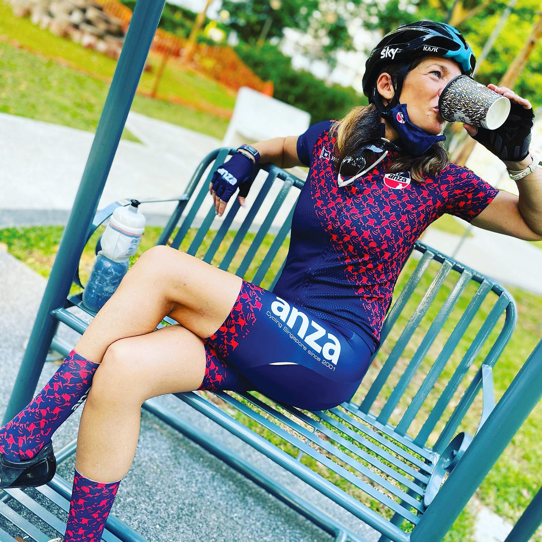 ANZA Cycling - Coffee Run