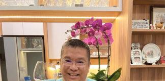 Tiong Bahru Community Centre Chairman, Kenneth Seet